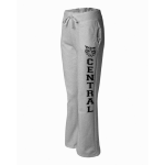 Sport Grey Ladies Yoga Style Pocketed Sweatpants